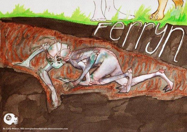 Ferryn Poster