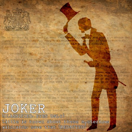 Race Image - Joker