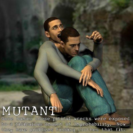 Race Image - Mutant
