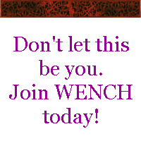 A Somewhat Lackluster Ad for WENCH