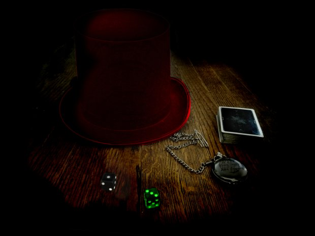 The Red Hatter's hat