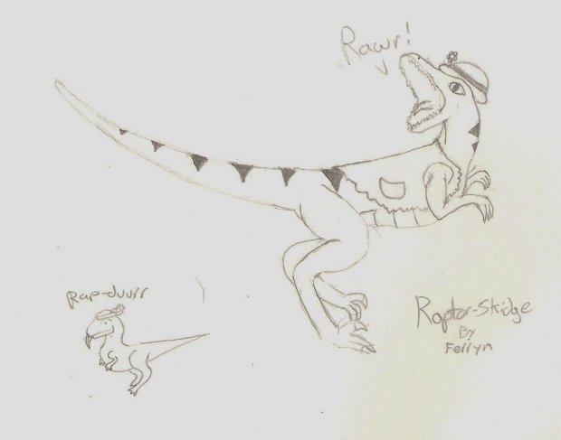 Raptor-Skidge