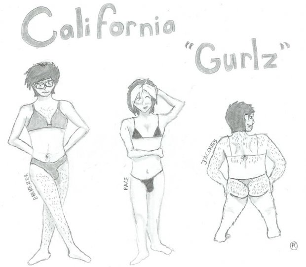 California Gurlz?: Song Project 2