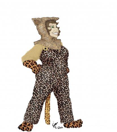 Crap Leopard