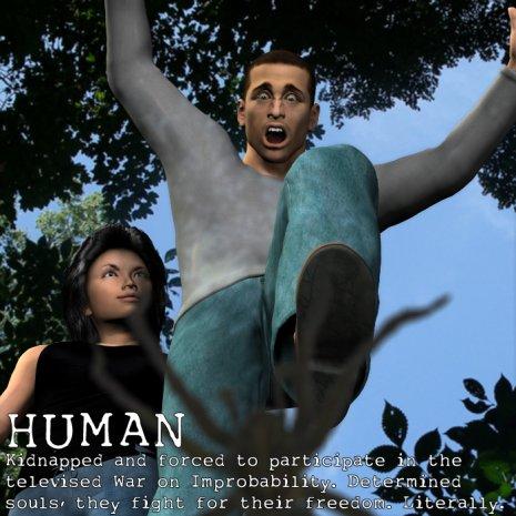Race Image - Human