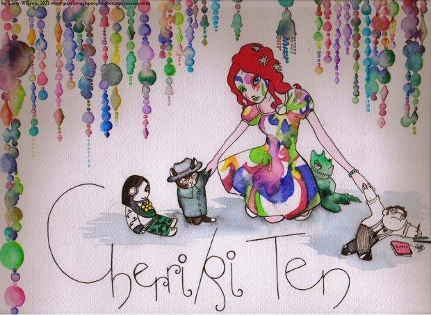 Cherri poster