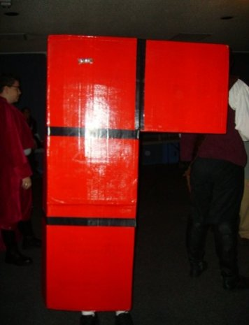 CC in a Tetris block