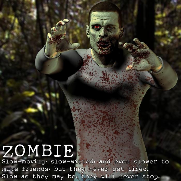 Race Image - Zombie
