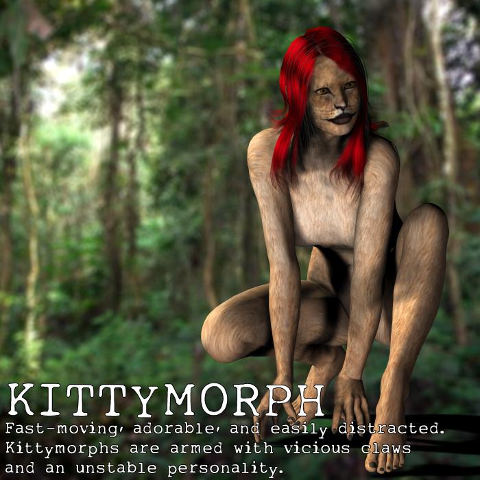 Race Image - Kittymorph